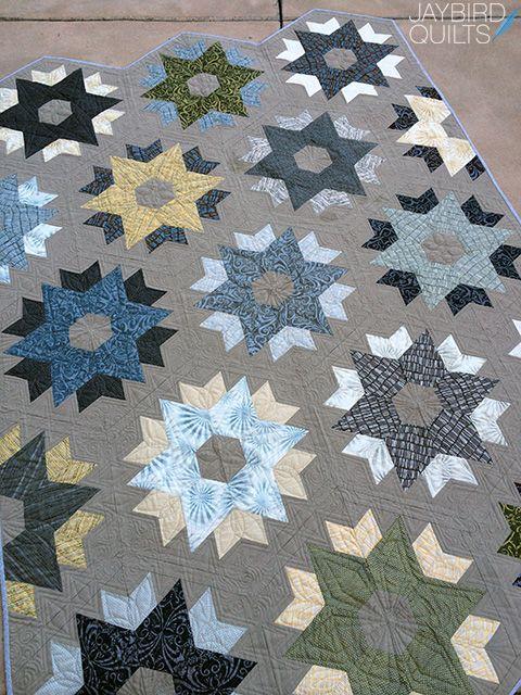39 best Quilts-Hex n More images on Pinterest | Jaybird quilts ... : jaybird quilt - Adamdwight.com