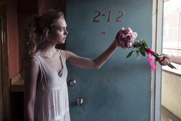 Elle Fanning In Nicolas Winding Refn's 'The Neon Demon' 2016
