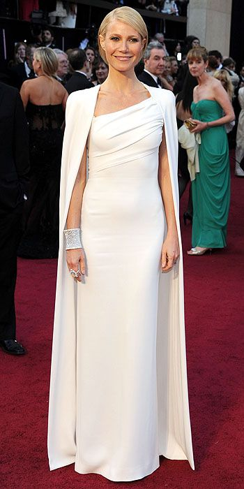 She didn't even have competition. Amazing in this Tom Ford