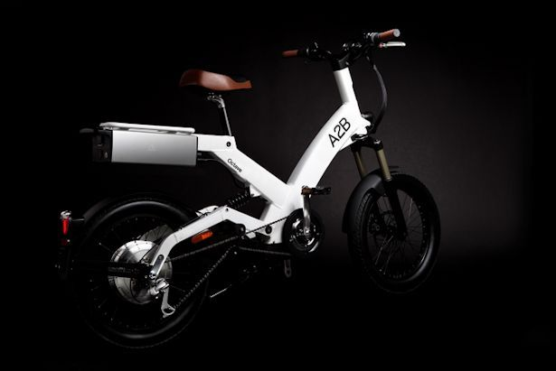 Octave A2b Electric Bike - A cool and functional bike for commuting to workplace or fun .. http://www.realcoolgadgets.com/a2b-electric-bike/ #a2b #bike #electric