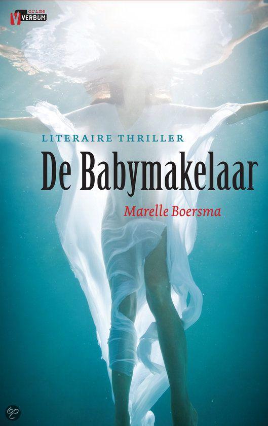 (24/60) de babymakelaar - Marelle Boersma Femkes leven is bijna volmaakt. Ze heeft een fijne relatie met Björn en eindelijk heeft ze de door haar zo innig gewenste rol in een musical gekregen. Haar grote kinderwens blijft echter onvervuld. Ze ziet zich gedwongen haar toevlucht te nemen tot het illegale circuit van commercieel draagmoederschap. Het wordt haar echter al snel duidelijk dat in de wereld van de babymakelaar andere regels gelden. Als Björn bij een raadselachtig ongeluk om het…