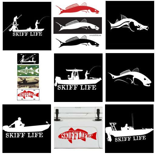 Fishing Decals Boat Decals Car Decals Any Item Any Quantity - Boat decals