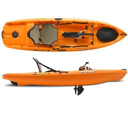 If you like kayaking then perhaps owning a pedal kayak is something you will be interested in. You can go online and find stores that sell these along with regular kayaks and you may even find a motorized kayak. If pedal kayaks are what you are after then you will get good deals online. You may get a kayak with pedals for a really low price.