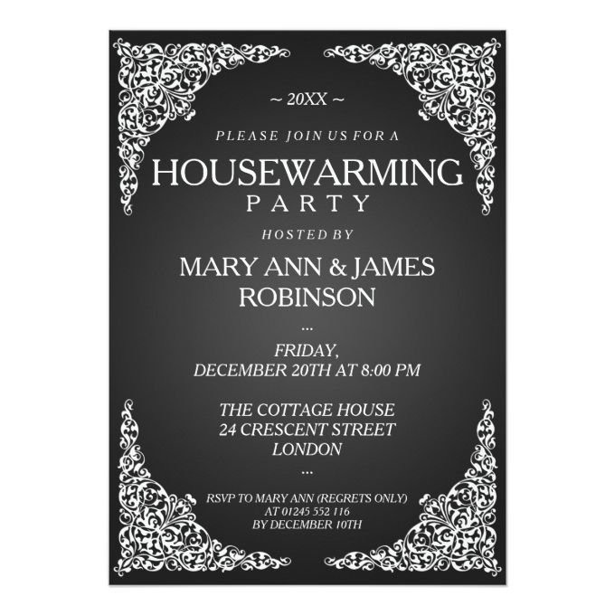 1504 best Housewarming Invitations images on Pinterest