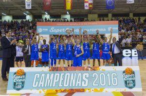 El Perfumerías Avenida conquista su sexta Supercopa de baloncesto femenino