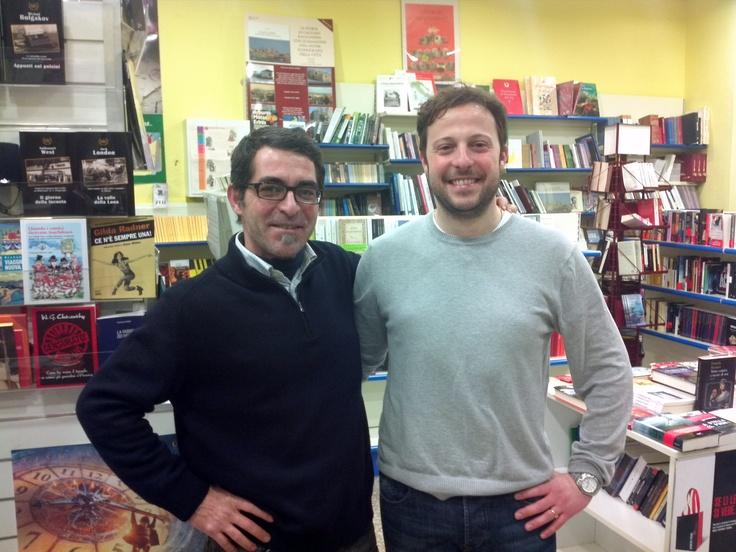 Marco Truzzi, amico e scrittore @Instar @wiz_goldfish