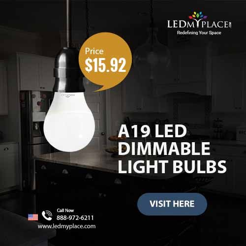 Install Energy Efficient Light A19 Dimmable Led Bulb Dimmable Led Lights Energy Efficient Lighting Bulb