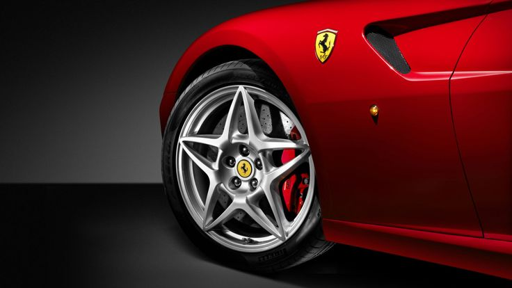 Ferrari 599 wheel hd wallpaper