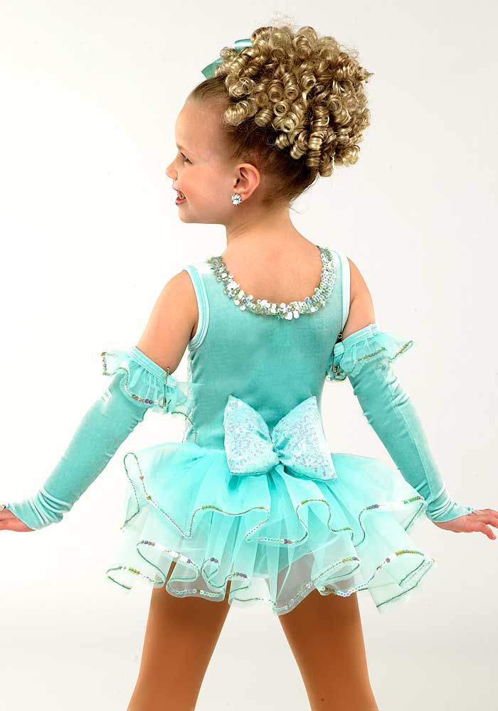 Kids ballet dance costume