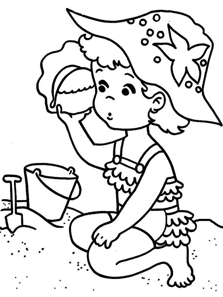 Времена года раскраски для детей