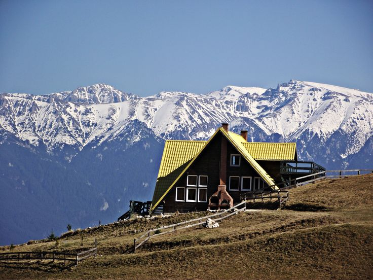The magnificent 12 in Pestera village and Piatra Craiului National Park