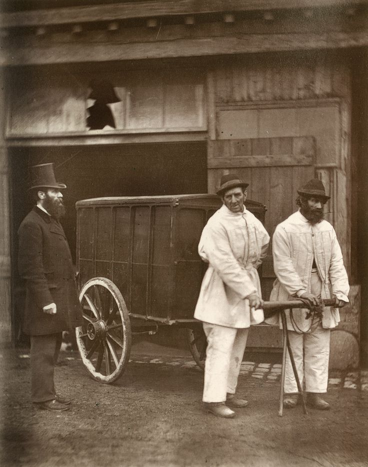 """Photo from """"Street Life in London"""", published in 1876-7, consists of a series of articles by the radical journalist Adolphe Smith and the photographer John Thomson."""