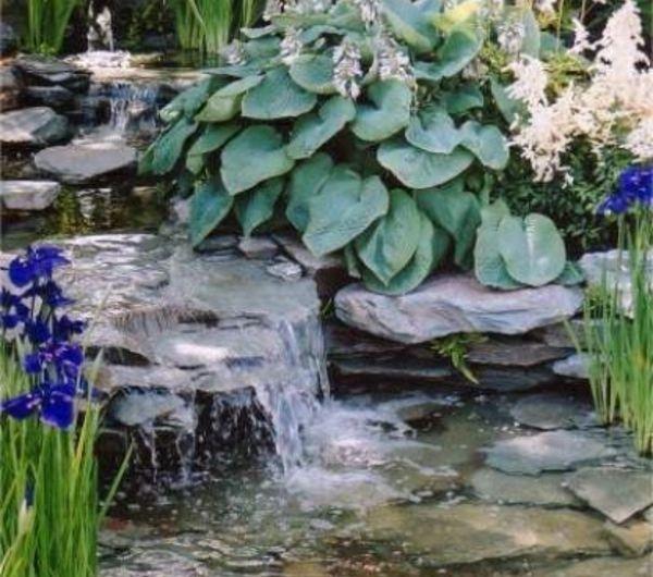 Les 25 meilleures id es de la cat gorie cascade de jardin sur pinterest roche chute d 39 eau - Cascade de jardin castorama lyon ...
