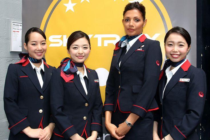 https://flic.kr/p/BS9y69 | Stewardesses Japan Airlines