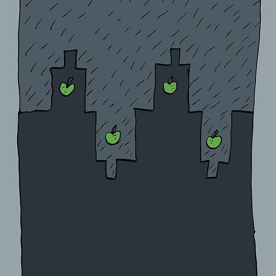 Rain in a Northen City