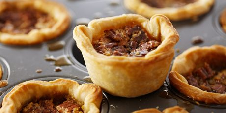Pecan Butter Tarts Recipes | Food Network Canada