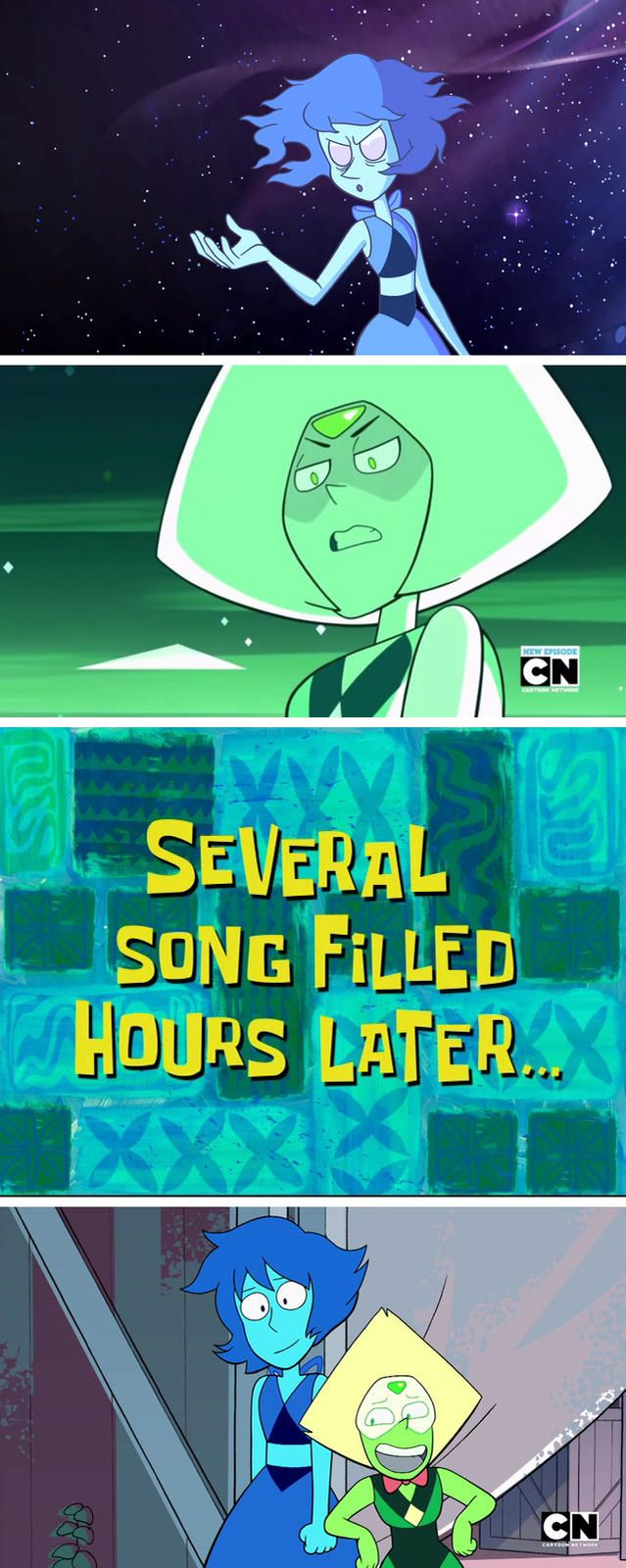 """""""The character arcs in Steven Universe are good and pure"""""""