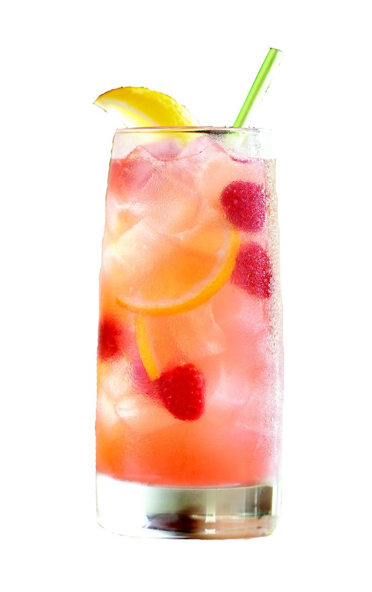 Torani Raspberry Lemonade // Torani Red Raspberry Picks