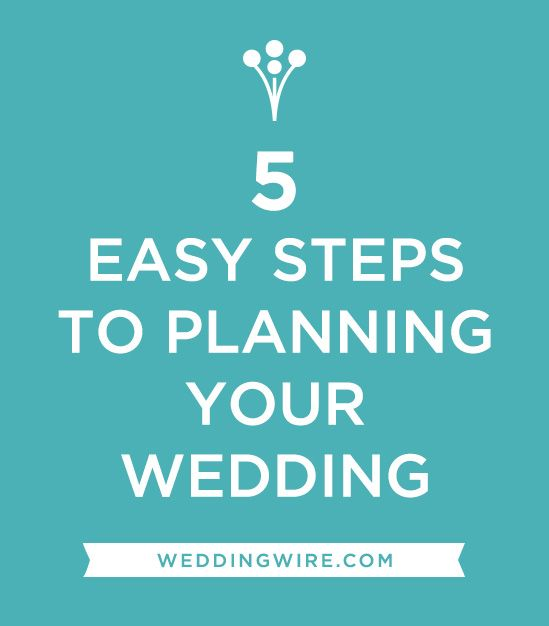 Start Planning Your Dream Wedding With WeddingWire's 5