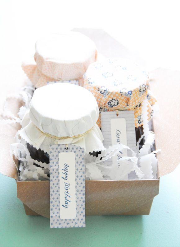 Homemade Caramel + Fudge SaucesWedding Favors, Homemade Sauces, Birthday Gift, Gift Ideas, Homemade Caramel, Printables Tags, Caramel Sauces, Diy Wedding, Diy Projects