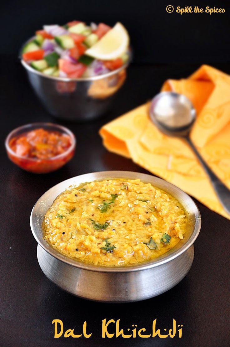 65 best veg rice images on pinterest vegetarian recipes vegan dal khichdi spill the spices indian vegetarian recipesindian food forumfinder Images