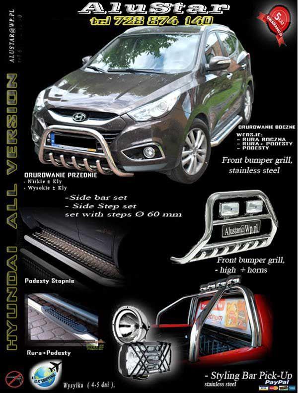 Hyundai Oferta na Orurowanie Do samochodow