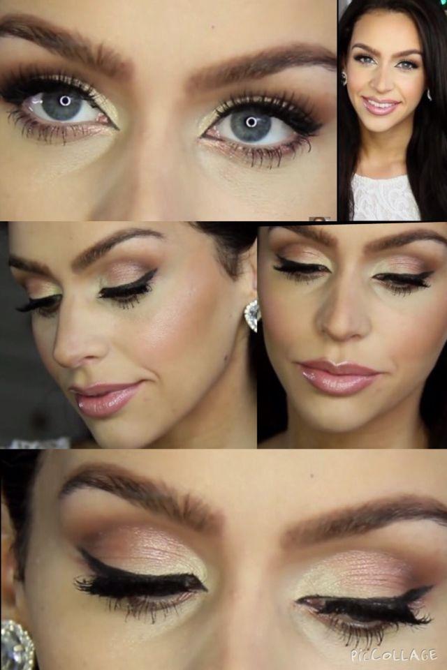 Wedding Makeup Tutorial Carli Bybel : 17 Best images about Carli Bybel Makeup on Pinterest ...