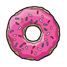 Картинки по запросу пончик рисунок