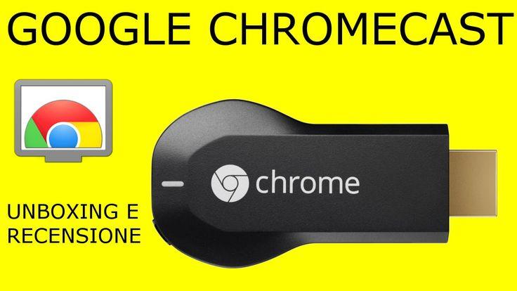 cool Come Collegare Lo Smartphone Al Televisore Senza cavi | Google Chromecast
