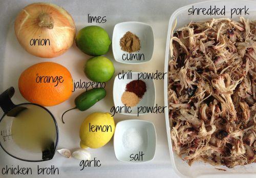 Easy Pork Carnitas - Perfect Use For Leftover Shredded Pork
