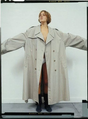 Margiela / Mark Borthwick / Purple Magazine 2000