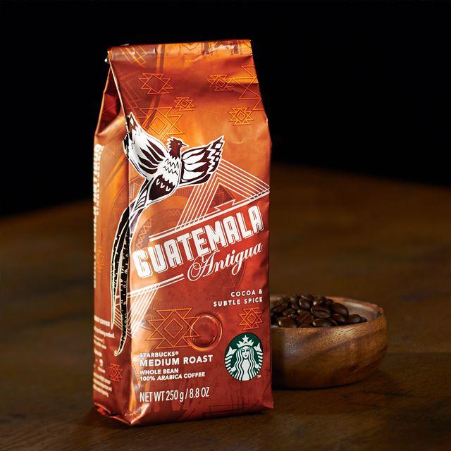 スターバックス コーヒー ジャパンのグアテマラ アンティグアについてご紹介します。