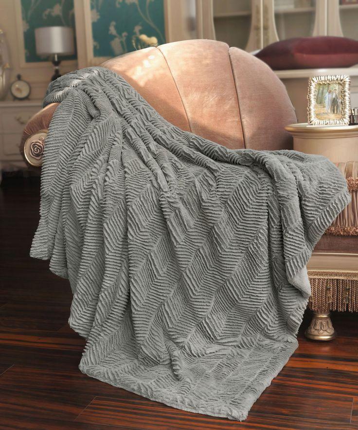 1000 Images About Fur Blanket On Pinterest