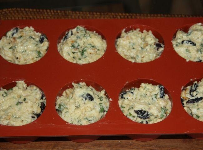 Пикантные маффины с козьим сыром, рецепт приготовления - Портал «Домашний»