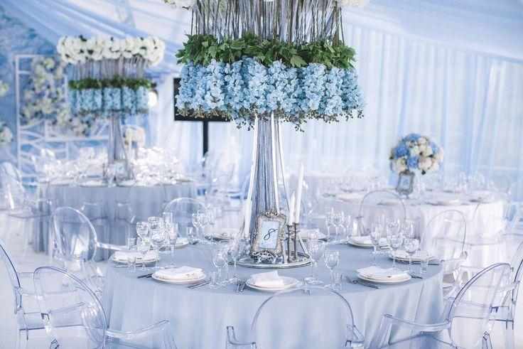 chic wedding reception свадьба в стиле гламур