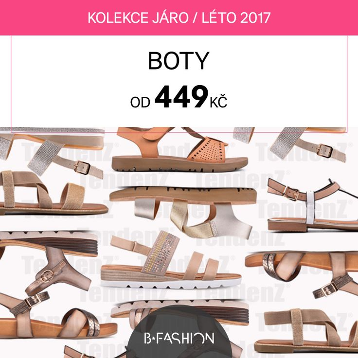 KOLEKCE JÁRO / LÉTO 2015 BOTY OD 449 KČ NAKUPUJTE TEĎ: https://cz.bfashion.com/spring-shoes1