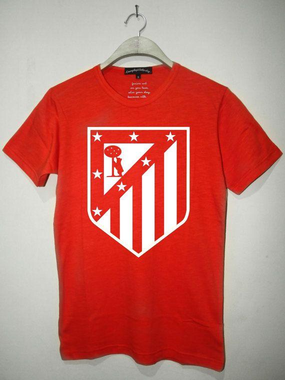 Atletico de Madrid España Spain Soccer Futbol inspired by venuuss, $18.00