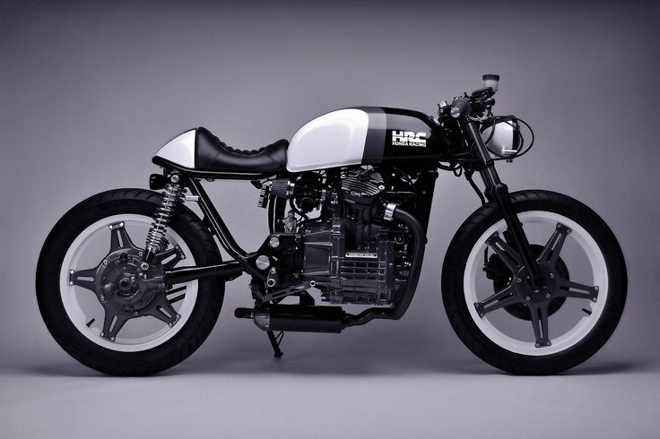KUSTOM REASEARCH CX500 Cafe racer