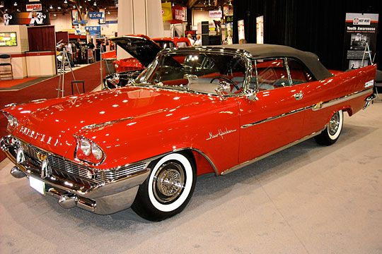 Chrysler New Yorker Convertible 1958.