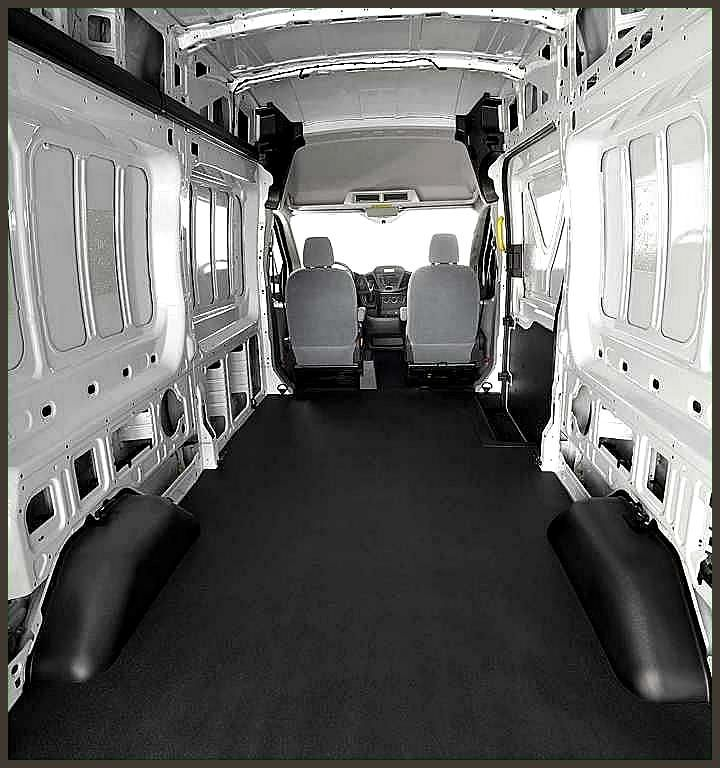 Vinyl Rear Floor Covering Option Maybe The Ford Transit Mk7 Long Wheelbase High Roof Version But Haven T Found The I In 2020 Ford Transit Van Life Vinyl Floor Covering