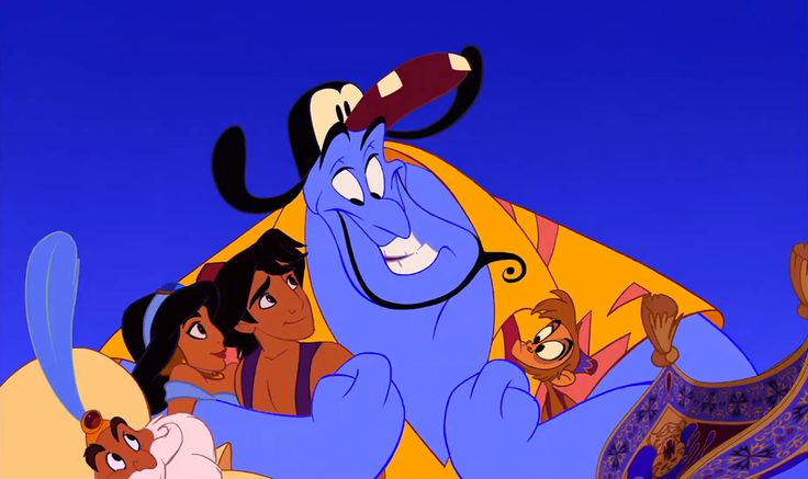 In fond remembrance of one of the world's greatest and most beloved actors, Robin Williams, Disney's animated movie Aladdin will be presented Saturday, August 16 and Sunday, August 17 on Disney Channel, Disney XD and Disney Junior.