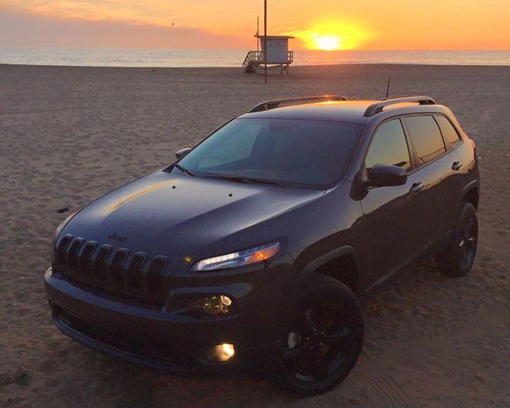 2016 Jeep Cherokee Latitude 4x4 - 01  Jeep is killing it! This 2016 Cherokee Latitude 4x4 is awesome! Base price $27,195! #Stealth, #TrailRated, #30mpg   ~ Alan Taylor via Facebook ift.tt/1IK7Guo