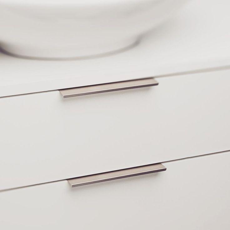 Fresh Flush Pull Cabinet Hardware