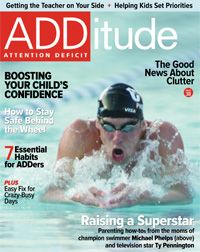 Advice from Dr. Ned Hallowell: Seven Helpful Habits of Highly Successful Adults with ADHD   ADDitude - Attention Deficit Hyperactivity Disorder and Learning Disabilities in Adults and Children