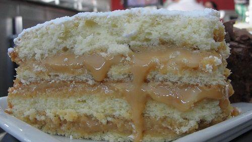 Receita de bolo bem casado