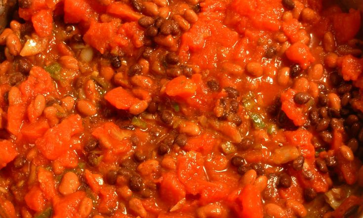 Beef And Bean Chili South Beach Diet