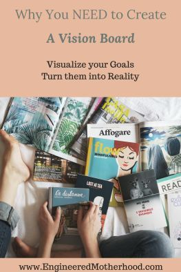 How a Vision Board can help you stay on track with your goals