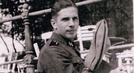 Klaas Carel Faber, a Nazi war criminal who escaped from a Dutch jail after the war and evaded all attempts by the Netherlands to get him back.