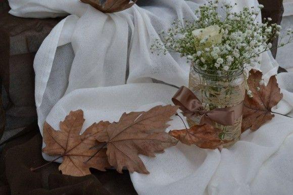 Οι ιδέες για τον φθινοπωρινό γάμο είναι πολλές.
