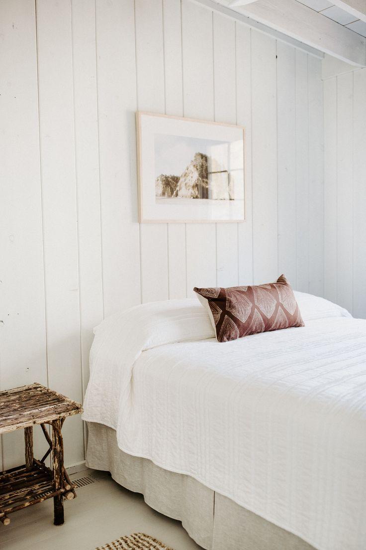 Vertical Shiplap + Farmhouse + master bedroom + guest ...